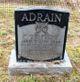 Profile photo:  Annie Evelyn <I>Oram</I> Adrain