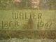 Walter Buzard