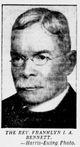 Rev Franklyn Isaac A. Bennett