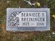 Bernice I Breininger