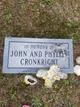 John Cronkright