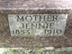 """Profile photo:  Jane """"Jennie"""" <I>Patterson</I> Abbott"""
