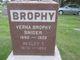 Profile photo:  Verna Ellen <I>Brophy</I> Snyder
