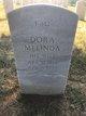 Dora Melinda <I>Beasley</I> Baugh