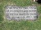2LT Victor Mahlon Gross
