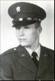 Sgt Wiley Cole Birkland