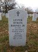 LTC Lester Byron Barnes Jr.