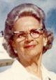 Profile photo:  Florence Cushman <I>Simpson</I> Doty