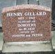 Henry Gillard