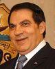 Profile photo:  Zine El Abidine Ben Ali