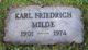Karl Friedrich Milde