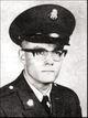 Sgt Stephen Lewis McCarvel