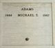 Profile photo:  Michael T Adams