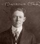Profile photo:  Clarence P. Shaffer