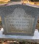 Ray Franklin Anderson