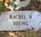 Rachel M <I>Niten</I> Young