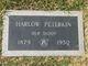 Harlow James Peterkin