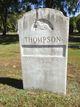 Gertrude Marie <I>Morch</I> Thompson