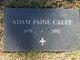 Adam Paine Calef
