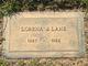 Lorena Jane <I>Claybourn</I> Lane