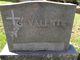 """Marie """"Trudy"""" <I>Hartman</I> Valente"""