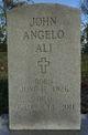 Profile photo:  John Angelo Ali