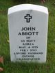 Profile photo:  John Abbott