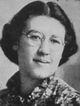 Profile photo:  Harriet June <I>Hagelbarger</I> Comstock