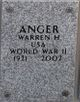 Profile photo:  Warren H Anger