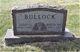 Martha May <I>Morrison</I> Bullock