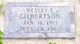 Wesley E. Gilbertson