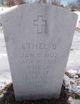 Profile photo:  Ethel Gladys <I>Smith</I> Anway