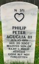 Profile photo:  Philip Peter Aguglia III