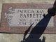 Patricia Kay <I>Pendergist</I> Barrett