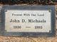 John Daniel Michaels