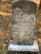 Frances Caroline <I>Moncus</I> Jones