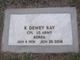 "Kennard ""Dewey"" Ray"