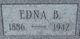 Edna Blanche <I>Sine</I> Westmeier
