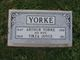 "Theresa ""Tirza"" <I>Joyce</I> Yorke"