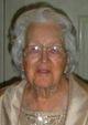 Profile photo:  Opal Leoda <I>Waggoner</I> Albright
