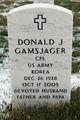 Donald J. Gamsjager