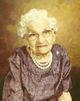 Profile photo: Mrs Carrie Elizabeth <I>Condra</I> Martin