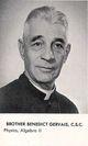 Bro. Benedict Felix J. Gervais