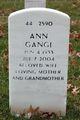 Ann Gangi