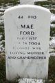 Mae Ford