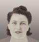 Profile photo:  Frances Adele <I>Benison</I> Brossett