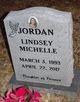 Lindsey Michelle <I>Knoff</I> Jordan