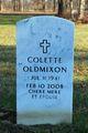 Colette Renee <I>Cornet</I> Oldmixon