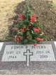 "Profile photo:  Edwin Ralph ""Ed"" Peters"