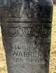John A. Warren